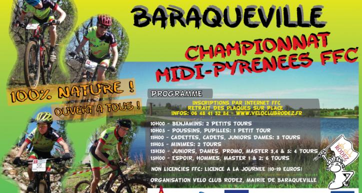 05 Juin 3ème VTT de BARAQUEVILLE