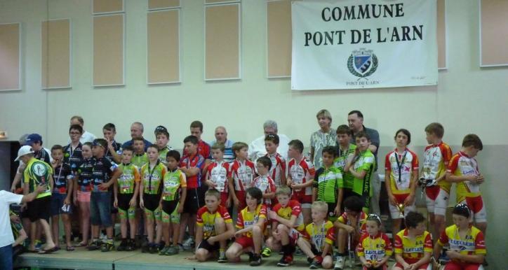 Trophée écoles de vélo Mazamet