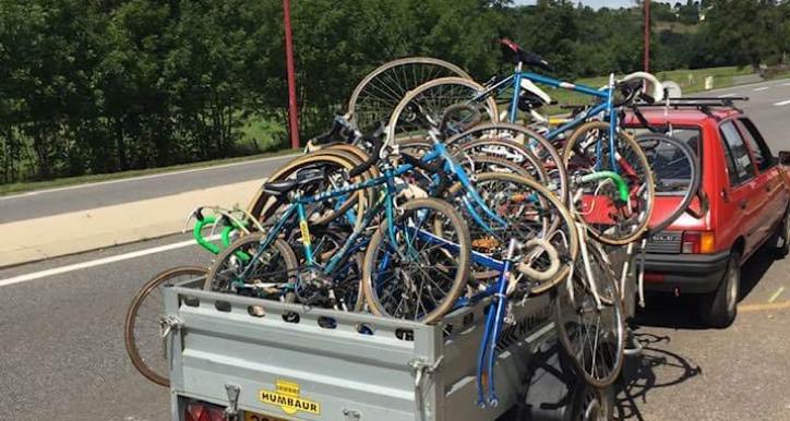 Les vélos déménagent !