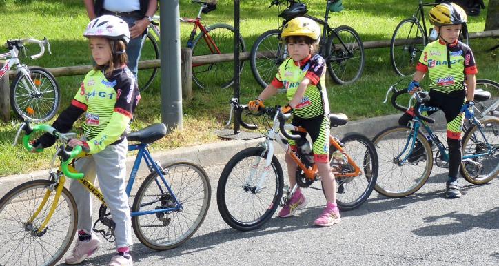 Trophée des écoles de Vélo La Primaube