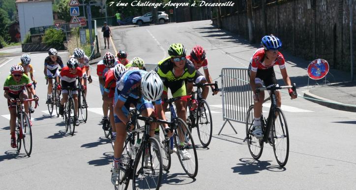7ème Challenge Aveyron à Decazeville