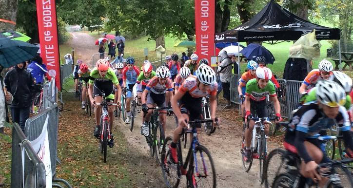 Dimanche 14 Octobre - Cyclo-cross de RODEZ