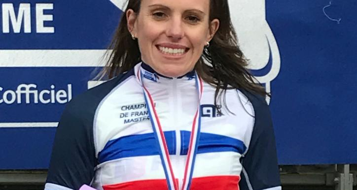 Pauline SABIN TEYSSEDRE Championne de France