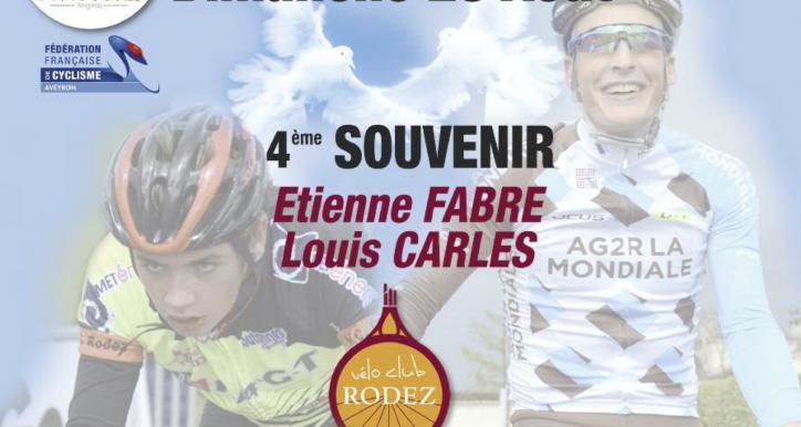 4ème Souvenir Etienne Fabre / Louis Carles