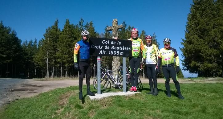 Les Cyclos en Ardèche