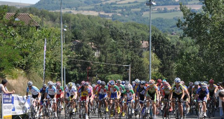 5ème étape du challenge Aveyron