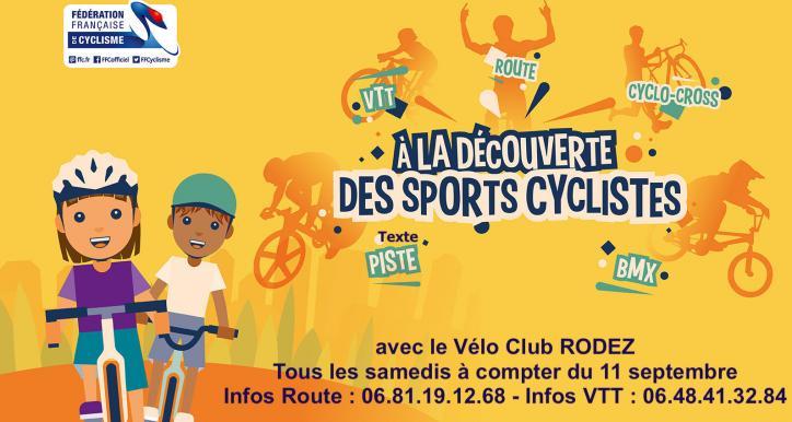 Activités Ecoles de Vélo et VTT