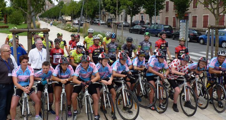 Le Tour de France des Jeunes d'Abbeville