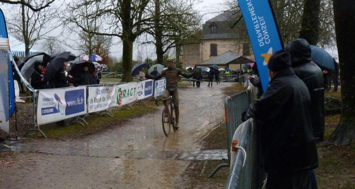 Championnat d'Occitanie de cyclo-cross