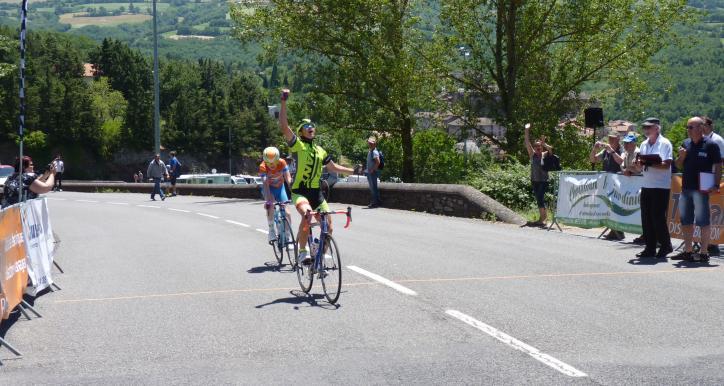 6ème étape du Challenge Aveyron à Belmont sur Rance