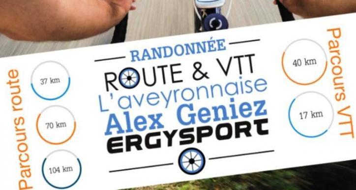 2e  L'AVEYRONNAISE Alex GENIEZ ERGYSPORT