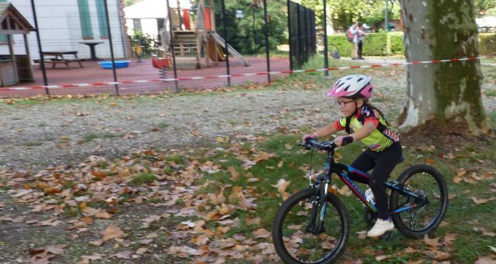 1er Cyclo-cross de la saison à Villemur